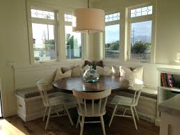 Kitchen Nook Table Ideas Kitchen Nook Tables With Storage Table Set New Home Design The