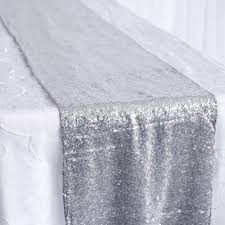 silver sequin table runner shop sequin table runner chagne gold table runners luna