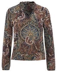 Verkaufen Kaufen Soyaconcept Blusenshirt U0027nakita U0027 Mischfarben Damen Bekleidung
