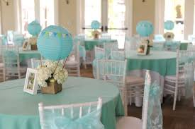Centerpieces For Baptism For A Boy by Air Balloon Centerpieces Emmy U0027s Dol Pinterest Balloon