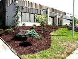 commercial landscape installation shreckhise landscape and design