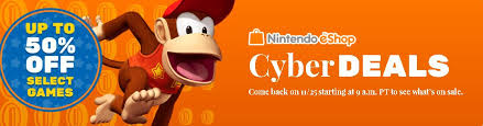 nintendo wii u black friday wii u 3ds pre black friday eshop sale starts today gamespot