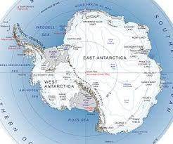 physical geography of antarctica study com