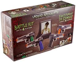amazon com undead apocalypse zombie fun kit airsoft pistols