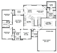 3 bedroom 3 bath house plans 3 bedroom 1 bath house plans