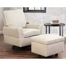 Swivel Chair And Ottoman Swivel Chair With Ottoman Wayfair