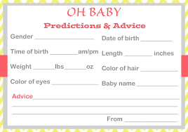 baby shower games blog