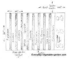 Vegetable Garden Layout Guide Vegetable Garden Layout Guide Decorating Clear