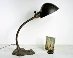 Small Lamp Table Industrial Table Lamps
