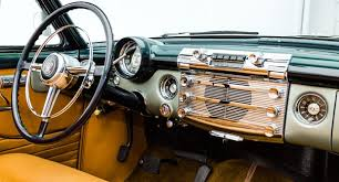 Buick Roadmaster Interior 1951 Buick Roadmaster Convertible Oldcars Site