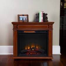 Infrared Heater Fireplace by Perri Infrared Electric Fireplace Heater In Mahogany Cs 23irm Mah