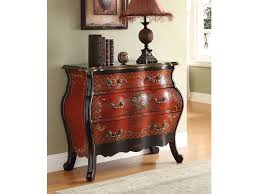 Bombay Chest Nightstand Iden Cherry 3 Drawer Bombay Chest Shop For Affordable Home