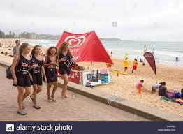 dressed in australian colours sydney australia