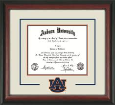 auburn diploma frame auburn univ diploma frame rosewoo logo cutout navy