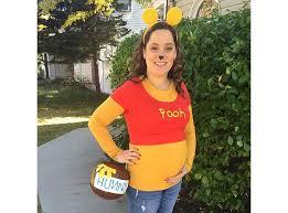 Winnie Pooh Halloween Costumes Babies Halloween Costume Ideas Pregnant Women Purewow