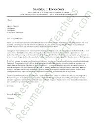 Cover Letter For High School Teaching Position Preschool Cover Letter Sle Application Letter Sle