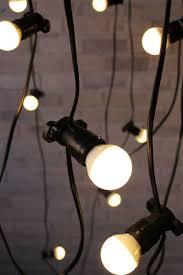 round bulb fairy lights festoon lighting outdoor string lights the block shop