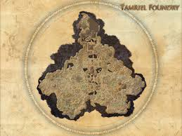 Solstheim Map Tamriel Map Wallpaper 55 Images