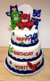 103 pj masks birthday party ideas themed supplies images