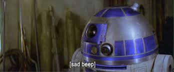 R2d2 Meme - when you realize there s not that much r2d2 meme on 9gag 9gag
