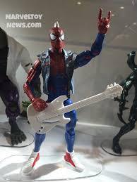 spiderman thanksgiving hascon marvel legends spider man lizard series photos marvel