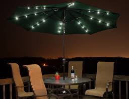 Battery Operated Umbrella String Lights by Patio Furniture Solar Patio Umbrella Lights String For