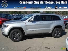 jeep laredo 2013 2013 bright silver metallic jeep grand cherokee trailhawk 4x4