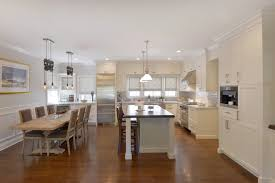 transitional kitchen design bilotta ny