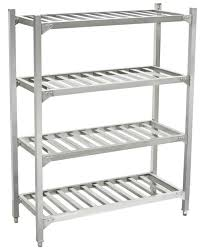 Stainless Steel Storage Shelves   Thermotec Online - Stainless steel kitchen storage cabinets