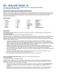 Automotive Resume Samples by Awesome Idea Automotive Resume 9 Automotive Mechanic Resume