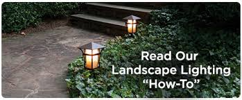 Outside Landscape Lighting - garden design garden design with exterior landscape lighting