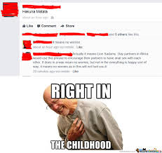 Right In The Childhood Meme - right in the childhood by recyclebin meme center