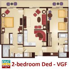 Disney Boardwalk Villas Floor Plan The Villas At Disney U0027s Grand Floridian Resort U0026 Spa Dvcinfo Com