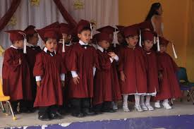 pre k cap and gown holy cross anglican school holy cross preschool graduation