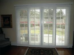 Best Blinds For Patio Doors Vertical Blinds For Patio Doors At Lowes Cellular Shades Vertical