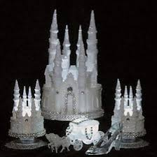 cinderella castle cake topper wedding cake cinderella castle royal wedding cake topper prince