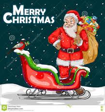 merry festival celebration background stock vector