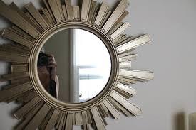 decorations awesome unique mirrors design alongside sunburst