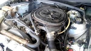 190e engine mercedes benz 1984 youtube