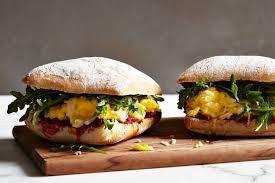 Recipe Nduja Breakfast Sandwich WSJ