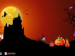 halloween desk background halloween desktop backgrounds free wallpapersafari