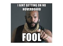 Mr T Meme - remember when segways took over hip hop and grime the hilarious