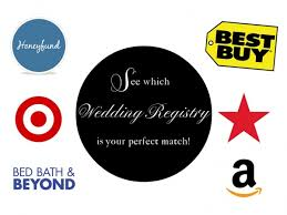 the best wedding registry the springs which wedding registry is best for you