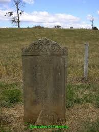 William Turnbull Gravesites Of Tasmania