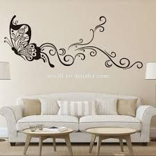 Diy Butterfly Decorations by 9315 Large Size Butterfly Wal Stickers Diy Home Decorations Wall