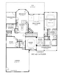 3 story craftsman house plan side entry garage floor plan dream