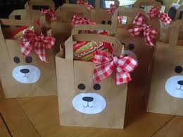 simple birthday decoration ideas at home use white lunch bags attach a handle let kids pick faces glue
