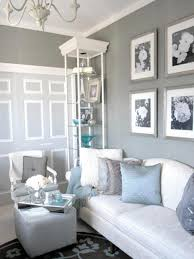 Black And White Bedroom With Color Accents Focus On Blue 10 Decorating Ideas From Hgtv Fans Hgtv