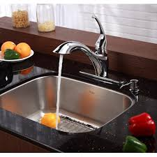 nice undermount stainless steel sinks 16 gauge kraus kbu12 23 undermount single bowl 16 gauge stainless