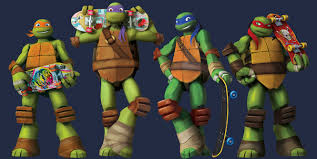 teenage mutant ninja turtles returning arcade